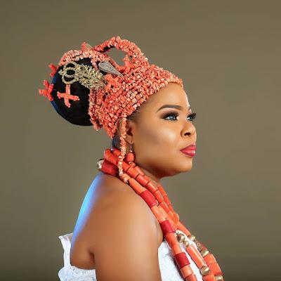 Actress Funke Etti 40th birthday photos