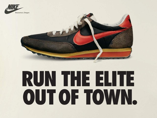 BU Mass Communication- Sasha Tory: NIKE ADVERTISMENTS