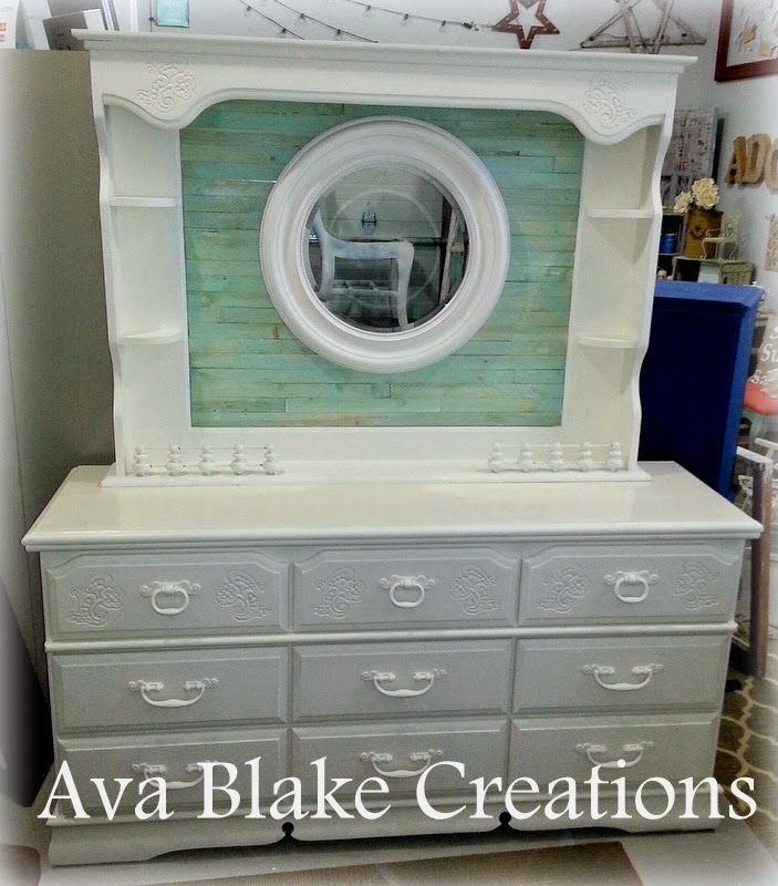 Big And Chunky Dresser Re Creation Not One But Two