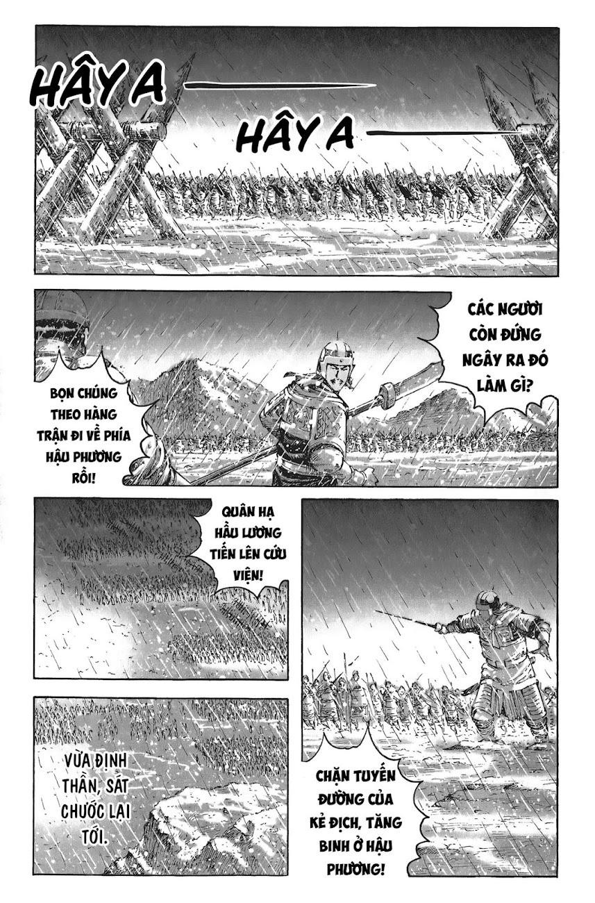 Hỏa phụng liêu nguyên Chương 439: Doanh lạc địa ngục [Remake] trang 11