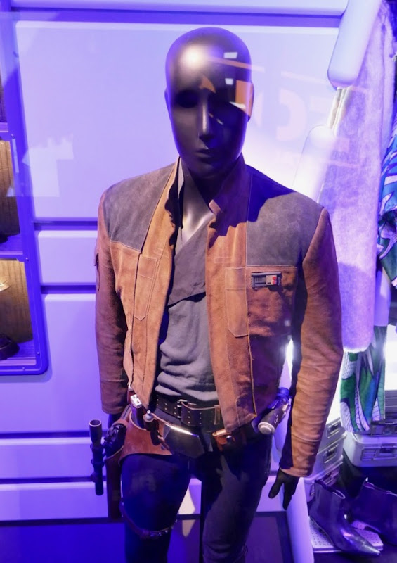 Solo Star Wars Young Han costume