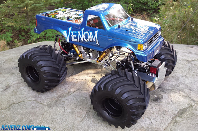 Custom Tamiya Clod Buster