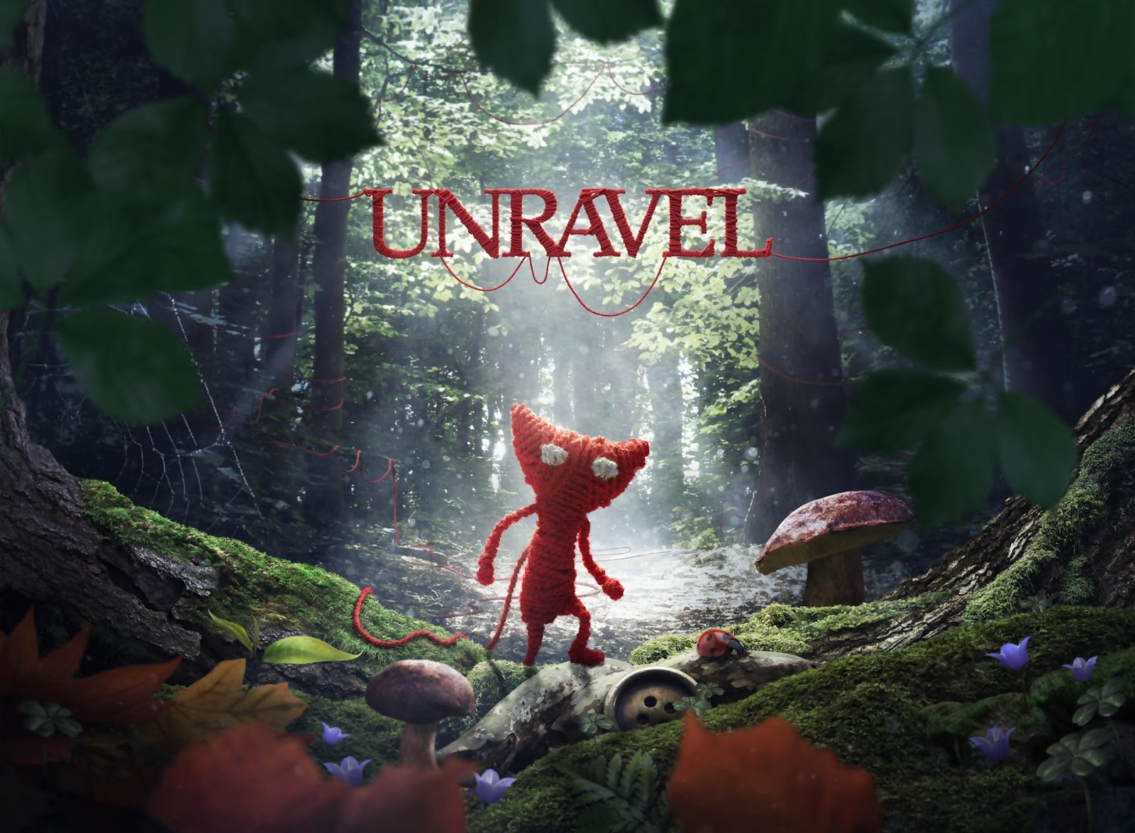 Review | Unravel (PS4, XBox One, PC)