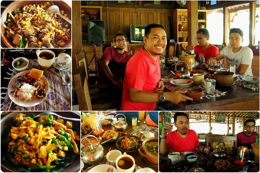 Masakan Tradisional di Kampung Labasan