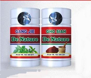 Obat Infeksi Saluran Kemih Herbal de Nature | Murah Mudah Manjur