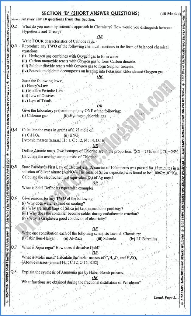 chemistry-ix-practical-centre-guess-paper-2019-science-group