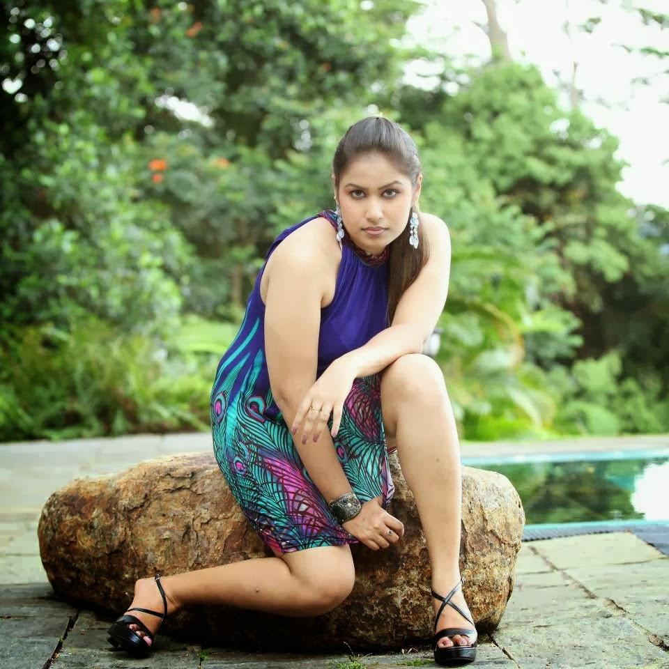 Lankan Models Gallery  Sl Model Kaushi Sirimalwatte-2749