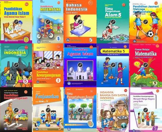 Download Buku Kurikulum Ktsp 2006 Sd Mi Kelas 5 Semester 1 Dan 2 Lengkap Salam Edukasi