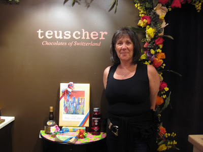 teuscher chocolate store in Philadelphai