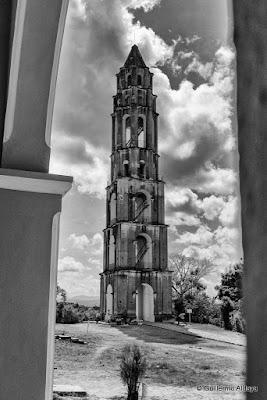 La Torre Iznaga, en Trinidad (Sancti Spíritus, Cuba), by Guillermo Aldaya / AldayaPhoto