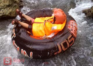 River Tubing PSG Guwoterus Makin Diminati