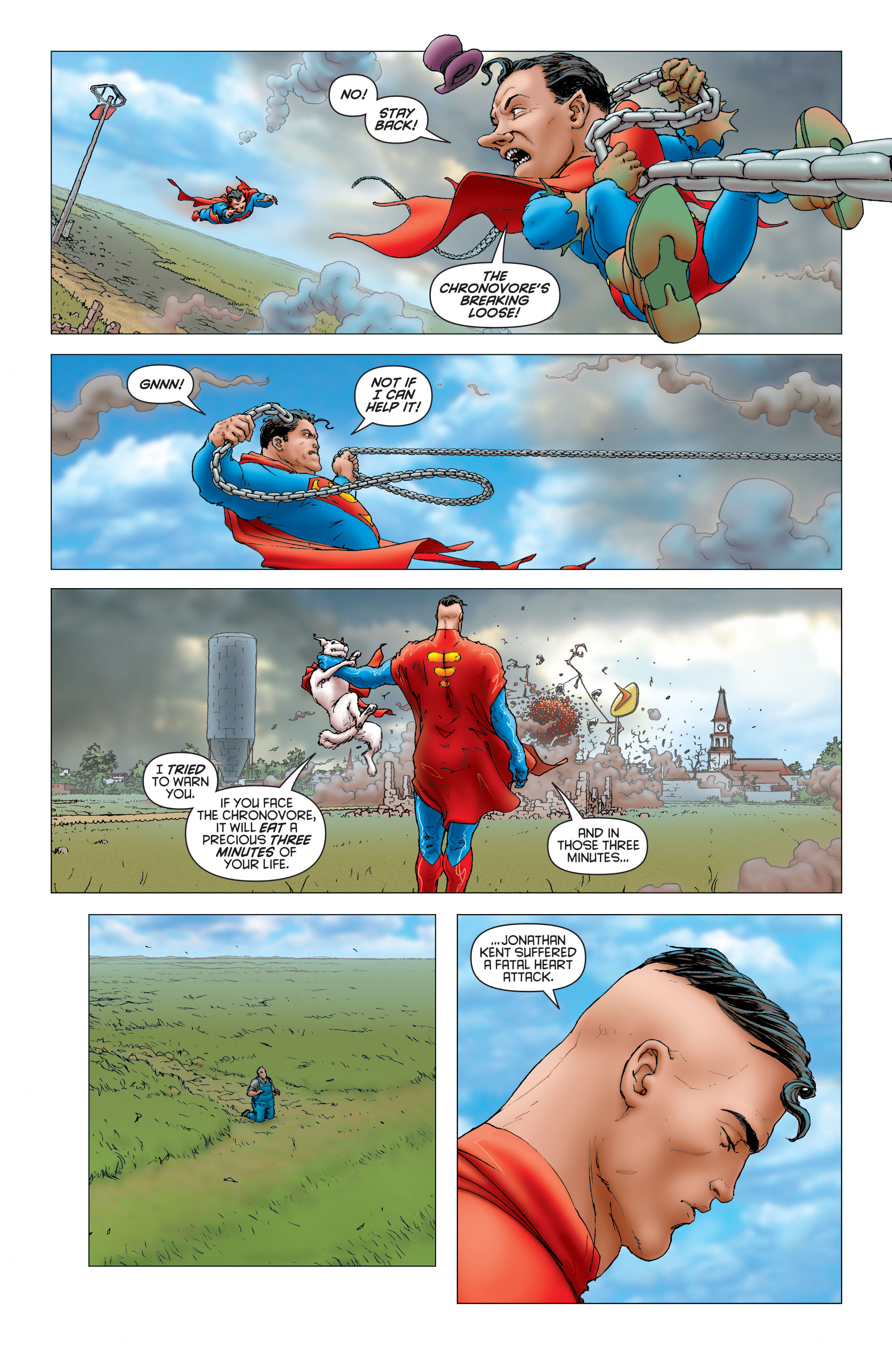 Read online All Star Superman comic -  Issue #6 - 17