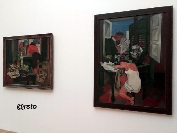 Guttuso alla GAM di Torino