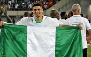 Sport: Nigeria vs Zambia! Leon Balogun opens up on choosing Super Eagles over Germany