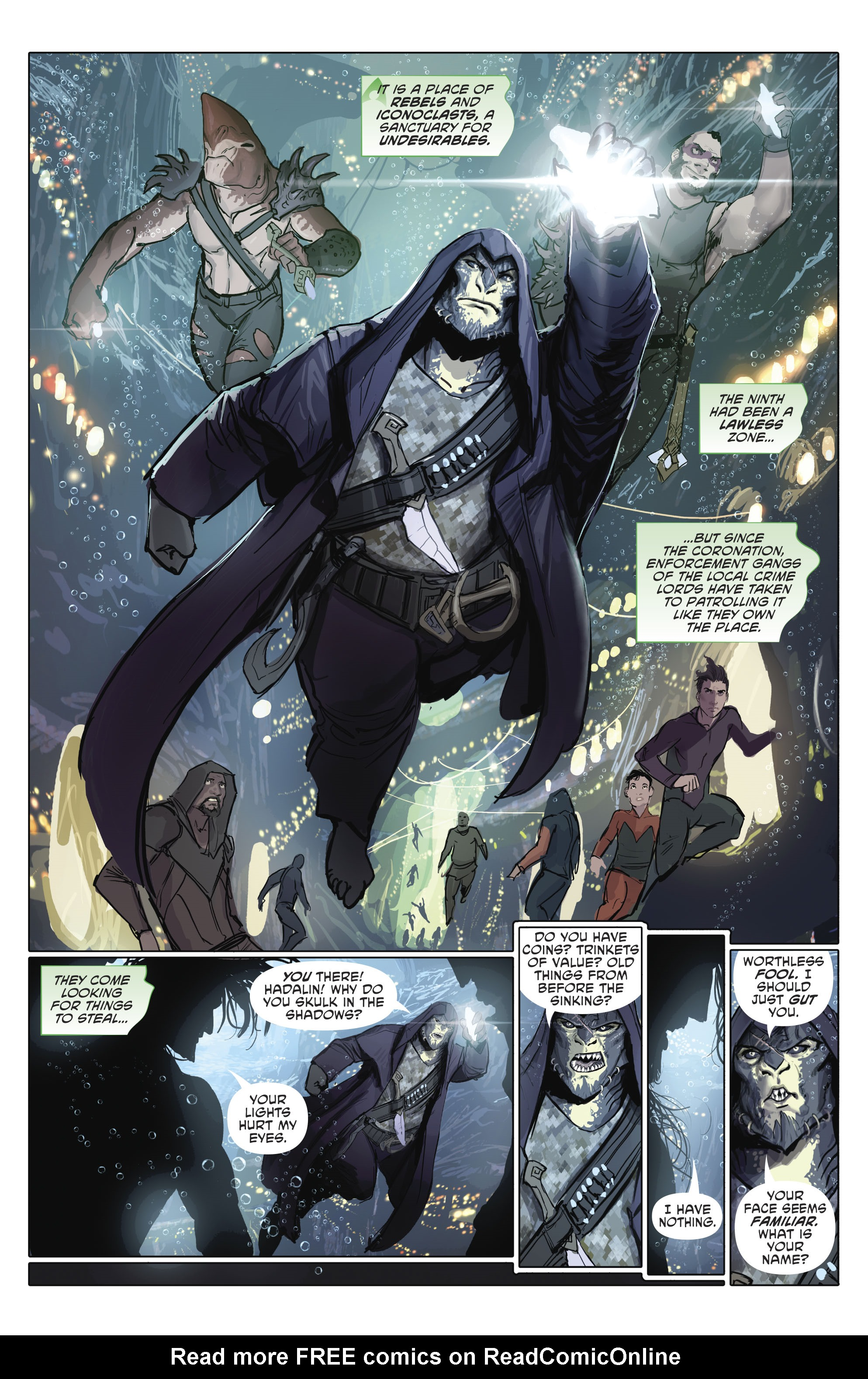 Read online Justice League (2016) comic -  Issue #23 - 27