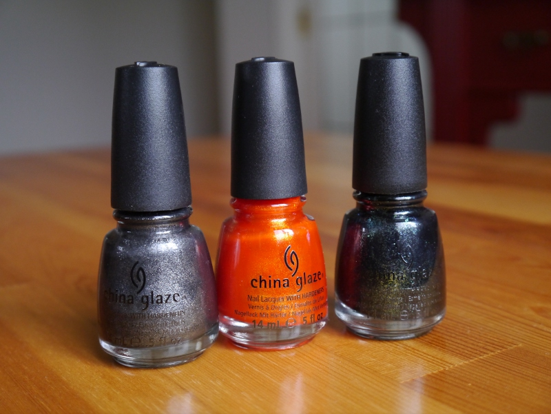 Product Review: China Glaze \'The Hunger Games Capitol Colours\' Nail ...