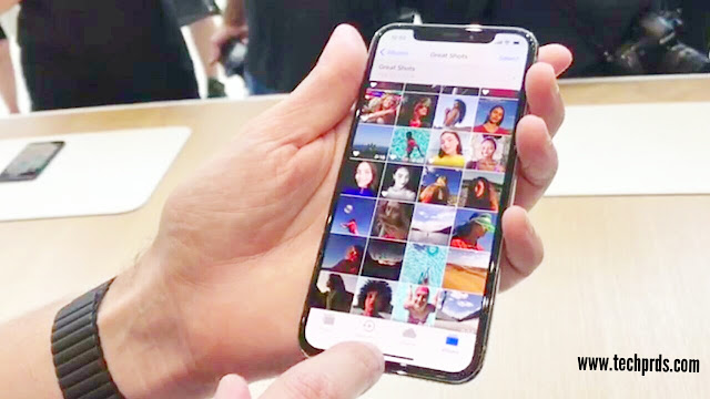 Apple's Anniversary iPhone X Faces prices & review