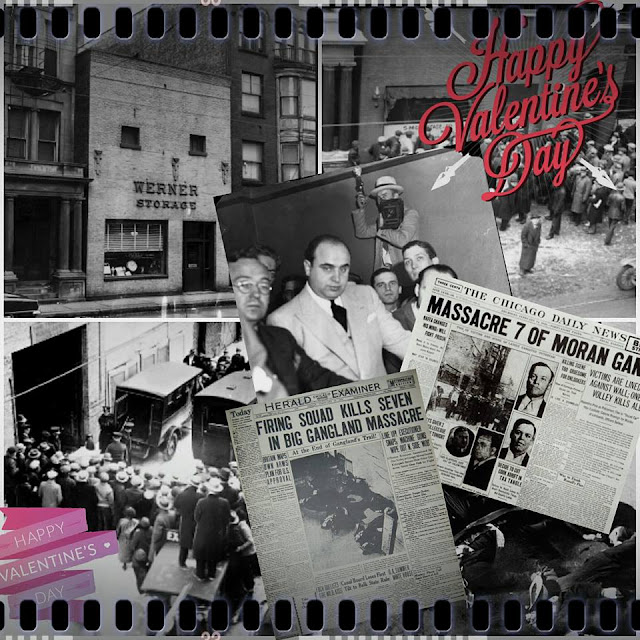 Retro Kimmer S Blog The St Valentine S Day Massacre Of 1929