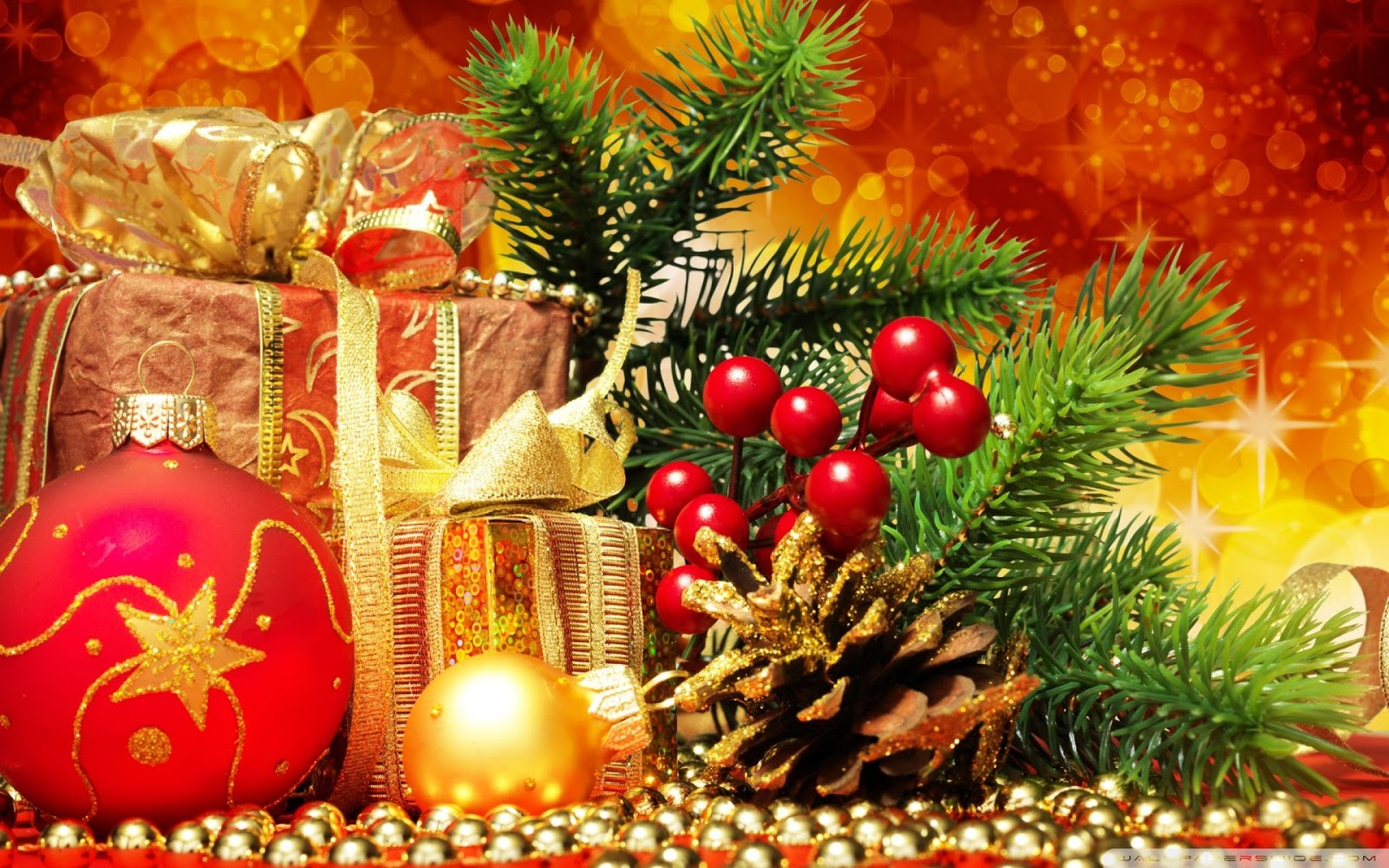 Fondos De Pantalla Navidenos: Fondos De Pantalla De Navidad (muy Bonitos)