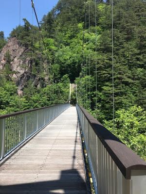 渡らっしゃい吊り橋