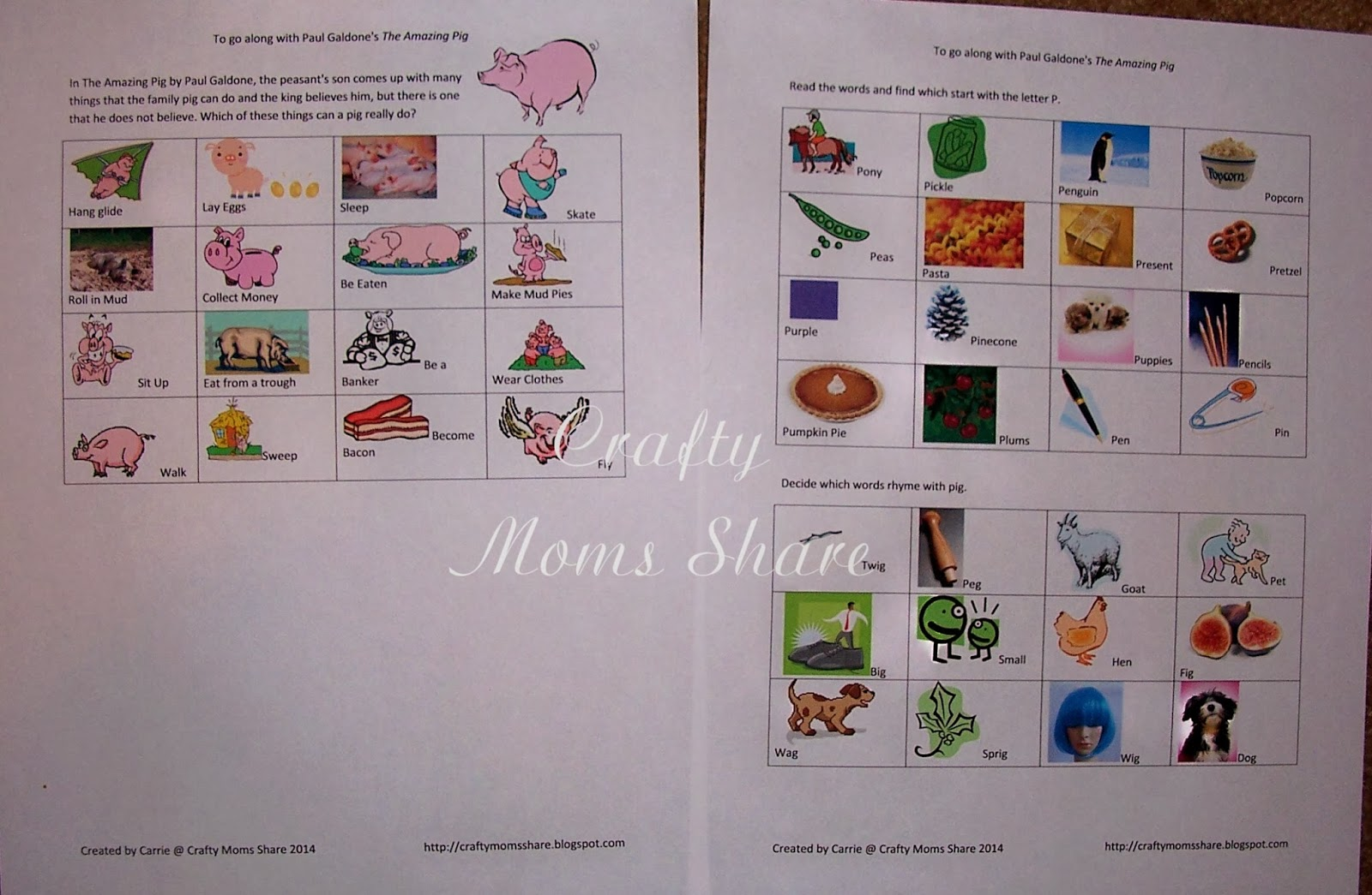Crafty Moms Share Virtual Book Club For Kids The Amazing