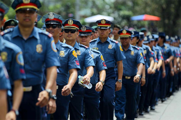 Next PNP chief confirms 'double-the-salary' paycheck for cops