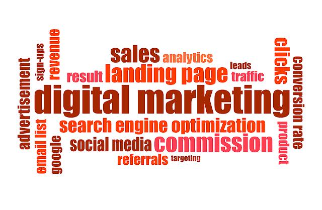أهم وأهم أنواع التسويق الرقمي