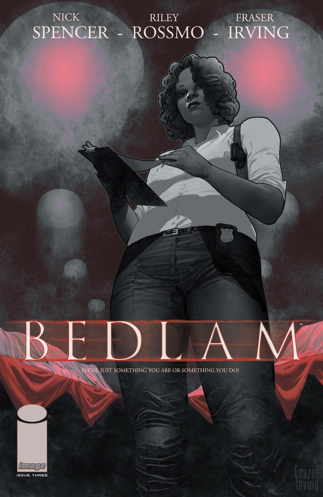 Bedlam (2012) 3 Page 1
