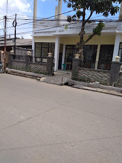 Depan kantor desa bojong gede