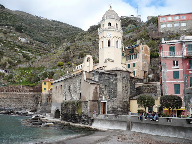 Chiesa di Vernazza