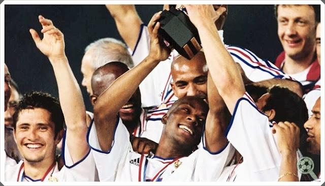 France França Confederations Cup Copa das Confederações 2001