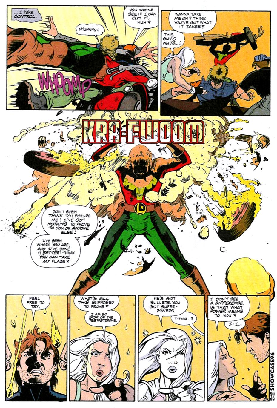 Read online Showcase '96 comic -  Issue #10 - 33