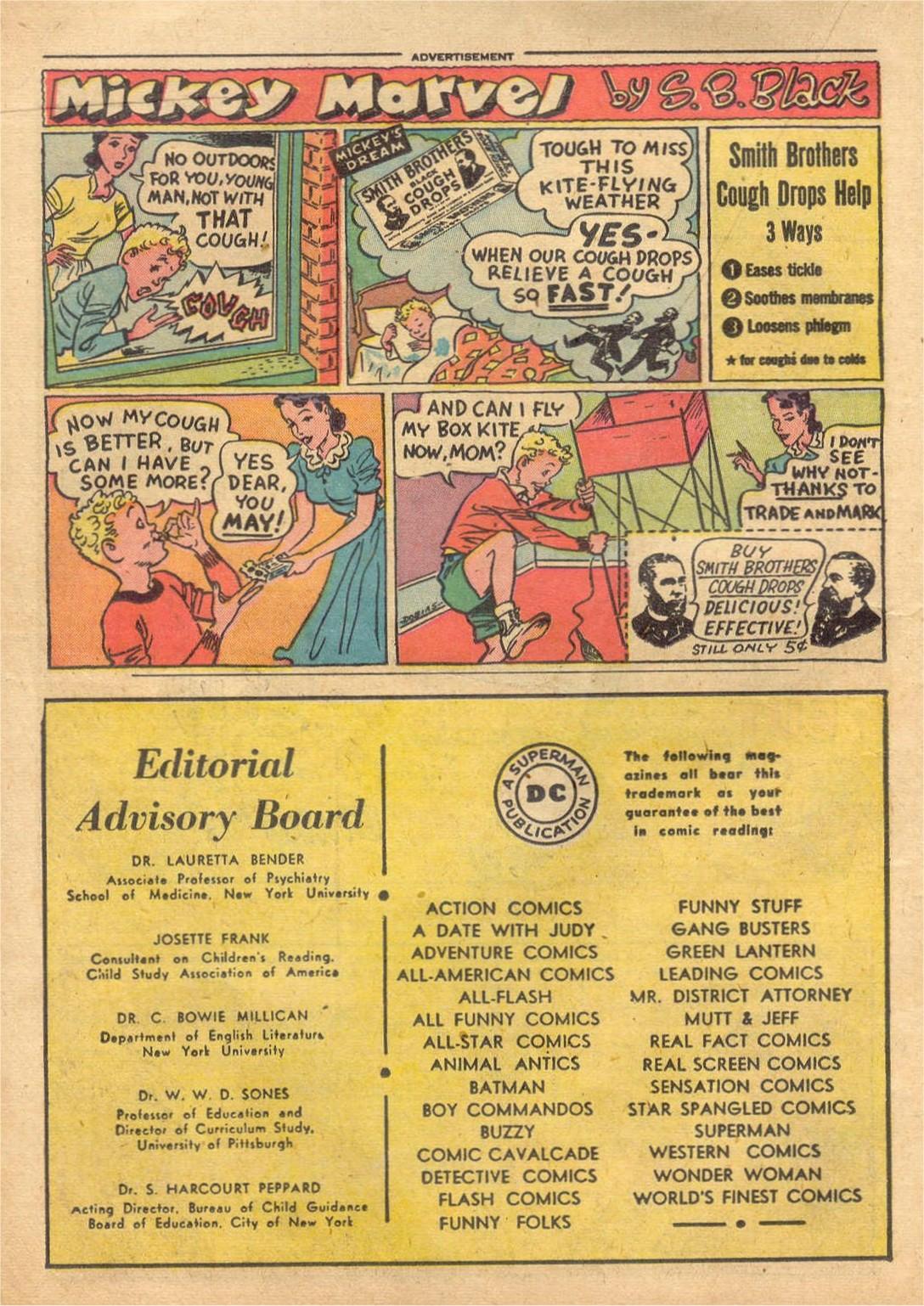 Detective Comics (1937) 132 Page 23