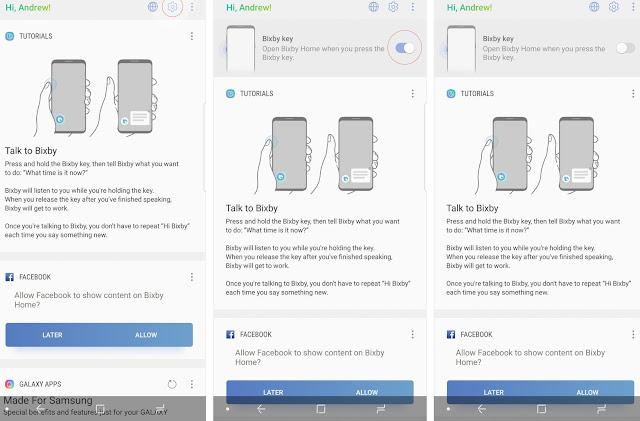 Cara Mnonaktifkan Bixby sepenuhnya,Ini Caranya. 4