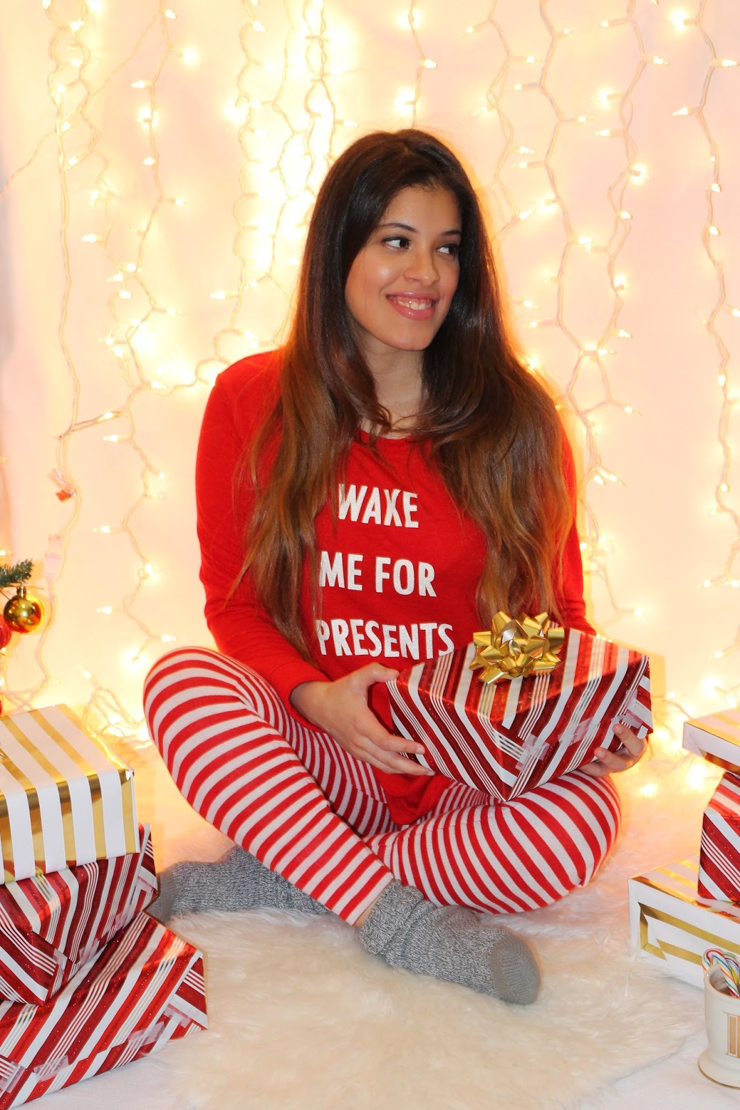 hot chocolate, hot cocoa, cocoa, beautiful hair, hair goals, hair, red christmas pajamas, christmas, pajamas, holiday, target, target style, christmas pajamas, presents, monogrammed, anthropologie, red, warm, winter look, winter style, winter, stripes, ikea, amazon, fashion blogger, gold, golden, faux fur, for the home, christmas lights, beautiful, fun, happy holidays, gifts, confetti,