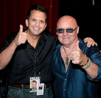 Ronnie Montrose with Ray