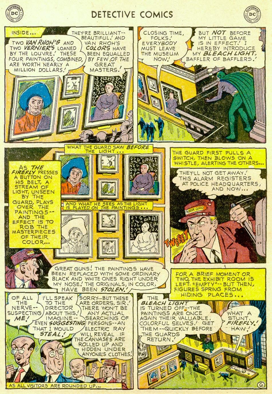Read online Detective Comics (1937) comic -  Issue #184 - 8