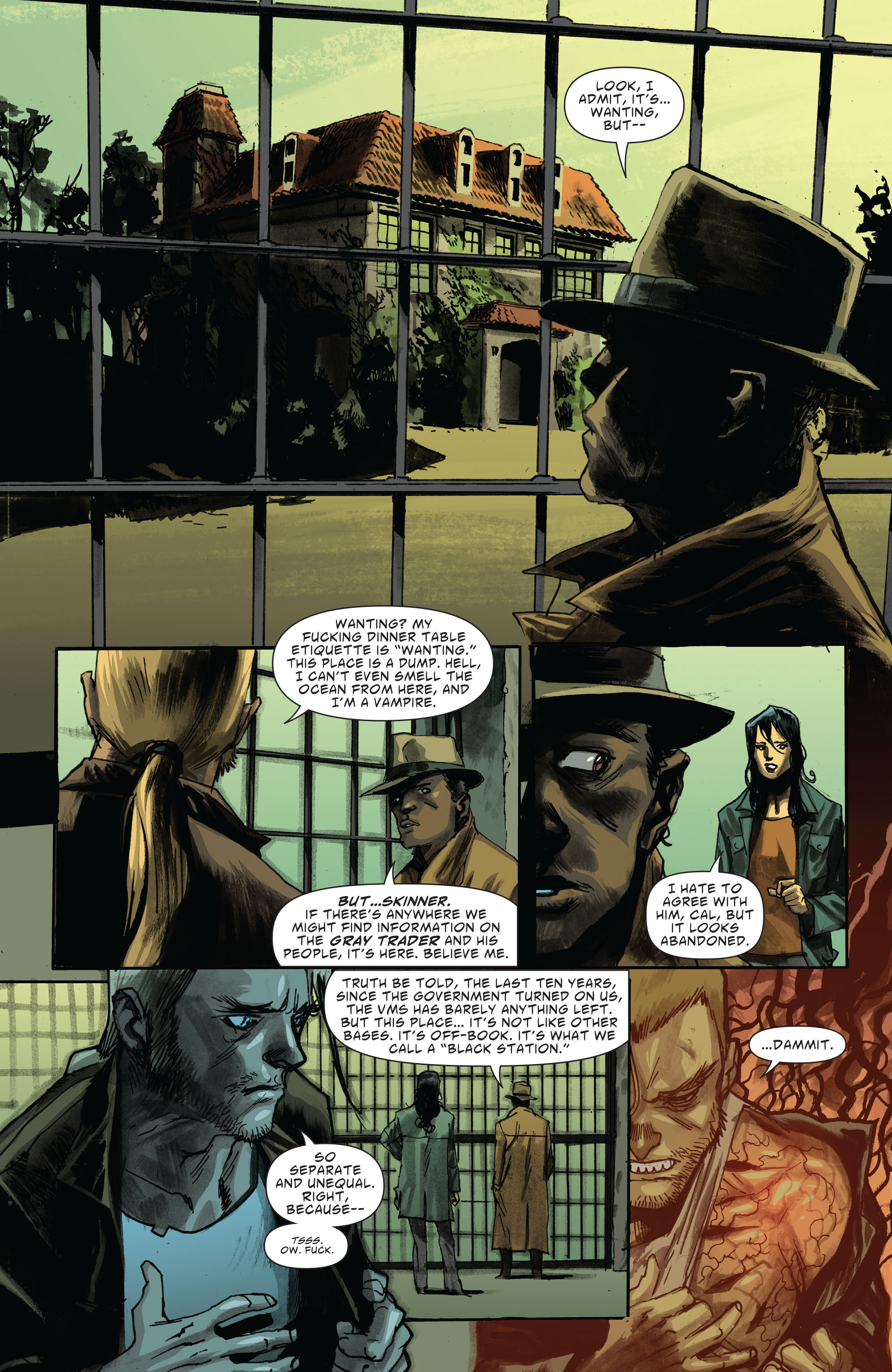 Read online American Vampire: Second Cycle comic -  Issue #6 - 5