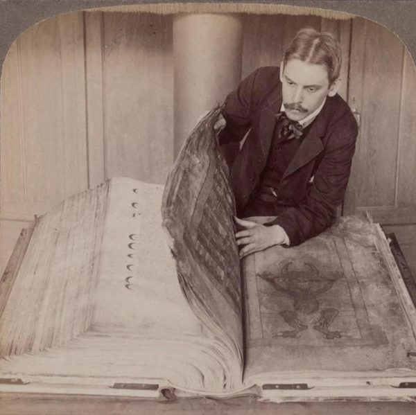 Decoding Codex Gigas: The Devil's Bible