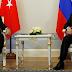 Perbincangan Antara Kedua Negara, Turki dan Rusia