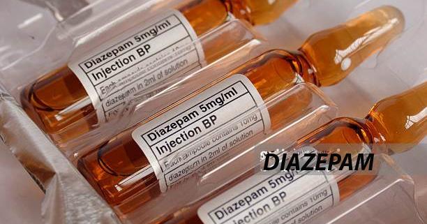 diazepam medicamentos