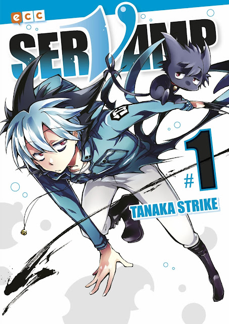 Servamp, la serie de Tanaka Strike