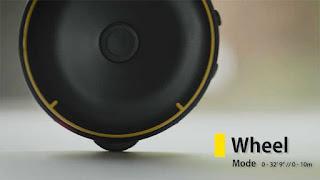 Bagel wheel mode