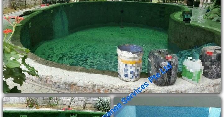 Swimming Pool Maintenance In Singapore Swimming Pool