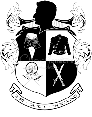 Armitage Army Coat of Arms from Circus Monsters