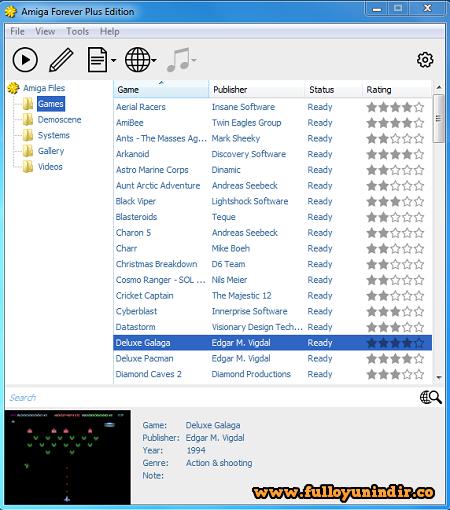 Cloanto Amiga Forever Plus Edition
