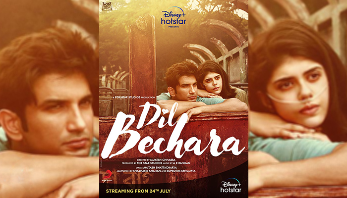 Watch: Dil Bechara Full Movie Review In 3Movierulz
