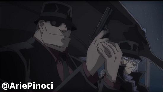 Detective Conan: The Darkest Nightmare - Vodka Gin