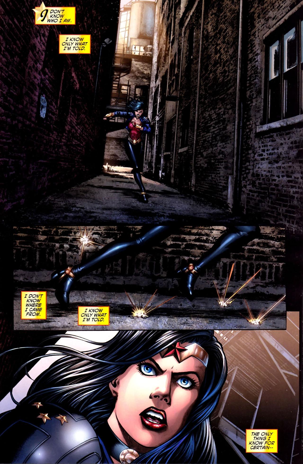 Read online Wonder Woman (2006) comic -  Issue #600 - 36