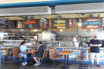 Jumbo's Boardwalk Eats  in Wildwood New Jersey
